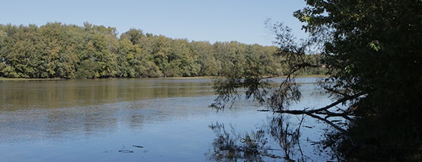 Delabar State Park is one of Illinois State Parks.