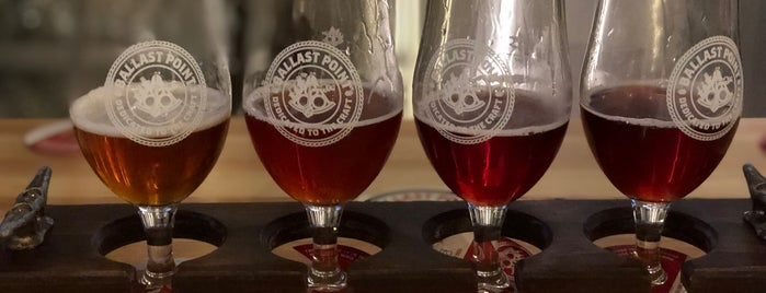 Ballast Point Tasting Room & Kitchen is one of Breweries I've Visited.