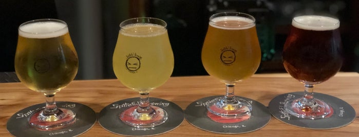 Spiteful Brewing is one of ICBG Passport 2019.