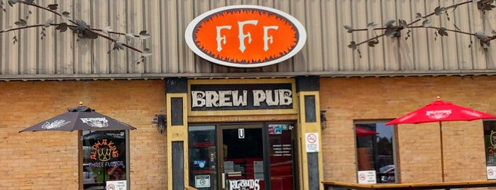 3 Floyds Brewery & Pub is one of Breweries I've Visited.