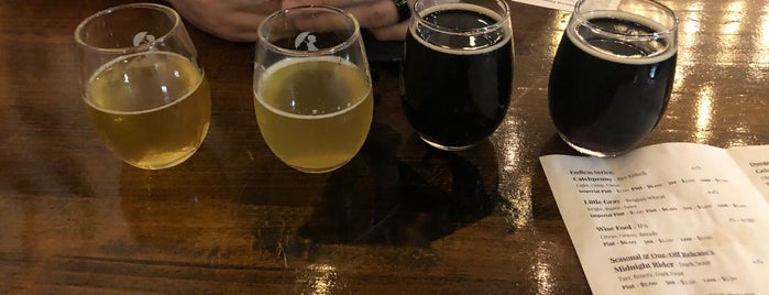 Miskatonic Brewing Company is one of ICBG Passport 2019.