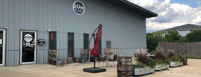 ZumBier is one of Breweries I've Visited.
