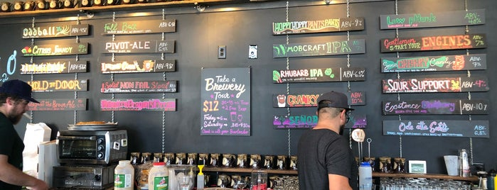 Mob Craft is one of Breweries I've Visited.