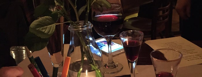 Julia's Beer & Wine Bar is one of Explore your own neighborhood, jerk..