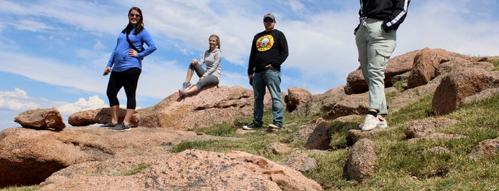 Devils Playground Pikes Peak 13065 Ft is one of CBS Sunday Morning.