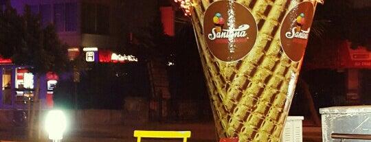 Santana Dondurma is one of Tempat yang Disukai Nail.