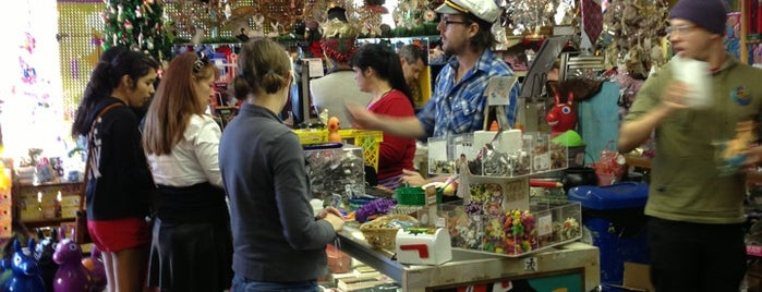 Toy Joy is one of Austin Recs.