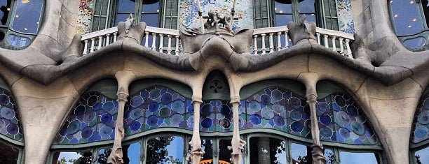 Casa Batlló is one of This could be uth.