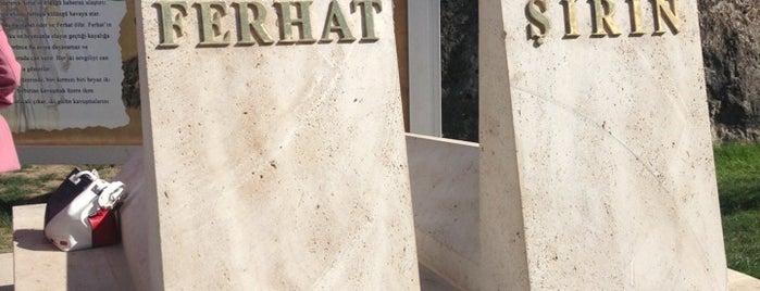 Ferhat ile Şirin Aşıklar Müzesi is one of Murat'ın Kaydettiği Mekanlar.