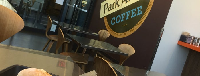 Park Avenue Coffee is one of Coffee shop.