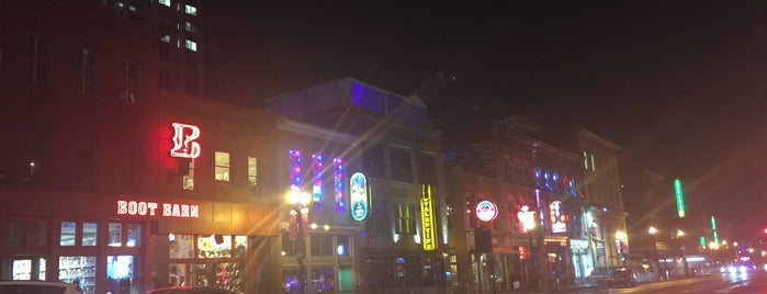 The District is one of Nashville To Do List.