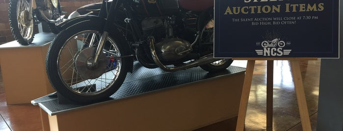 The Moto Museum is one of St. Louis.