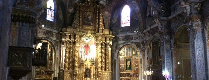 Iglesia San Nicolas is one of uwishunu spain too.