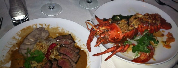 Scampo at The Liberty Hotel is one of Boston Eats Bucket List.