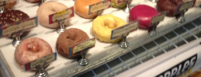 Pepples Donuts is one of Doughnuts in SF.