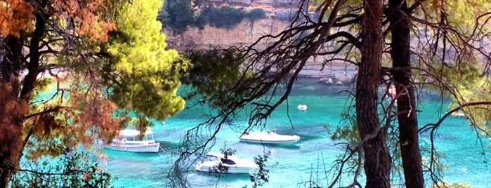 Alonnisos is one of Summer destinations in Greece.