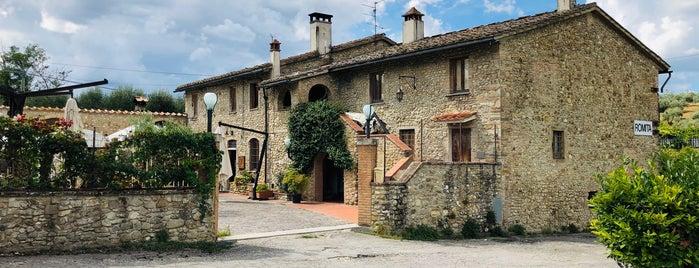 La Fattoria is one of Tuscany.