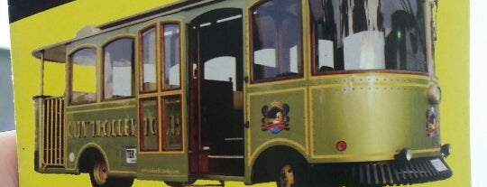 City Trolley Tour is one of Loredana's Liked Places.