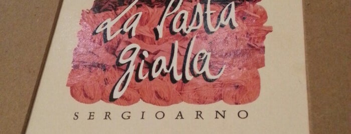 La Pasta Gialla is one of Minha experiência gastrônomica III.