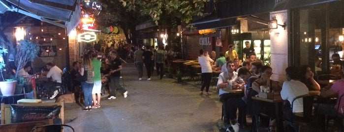 Kılıç Ali Paşa Mescidi Sokağı is one of Istanbul.