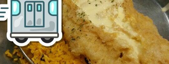Fish & Co.™ Seafood Shack is one of Lieux qui ont plu à Hana.