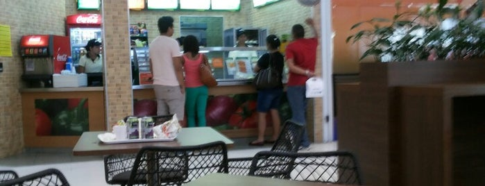 Subway is one of SemRumo :}.