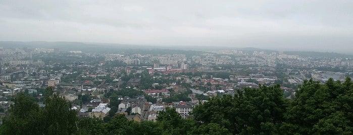 Верхній Оглядовий Майданчик Парку Високий Замок is one of Андрей 님이 좋아한 장소.