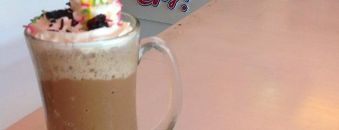 Enjoy Restaurant and ice cream bar is one of Lieux sauvegardés par Bo.