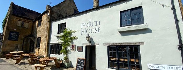 The Porch House is one of Posti che sono piaciuti a Carl.