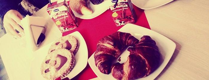 Swiss Bakery is one of Boyana : понравившиеся места.