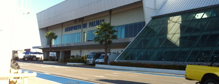 Aeroporto de Palmas / Brigadeiro Lysias Rodrigues (PMW) is one of Sarah 님이 좋아한 장소.