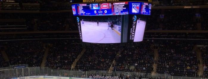 Madison Square Garden is one of Rob 님이 좋아한 장소.