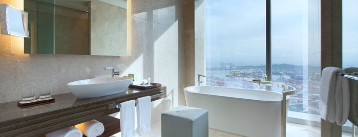 The Westin Singapore is one of Singapore.