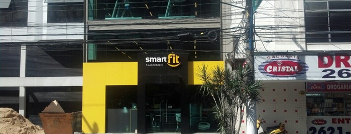Smart Fit is one of Gespeicherte Orte von Michel.