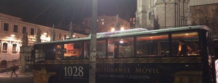 City Tour- Restaurante Móvil Casa 1028 is one of Yaniさんの保存済みスポット.
