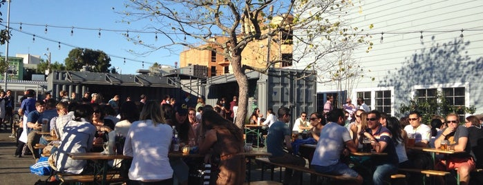 Biergarten is one of Beer 47 Craft Beer Guide to SF.