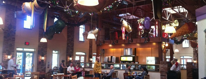Sassagoula Floatworks & Food Factory is one of ORLANDO_ME List.