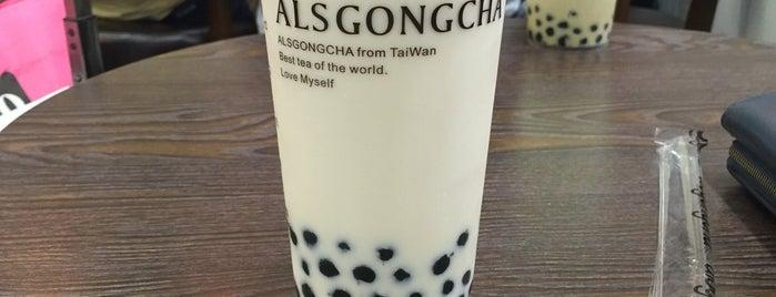 貢茶 GONG CHA is one of Gespeicherte Orte von Sergio.