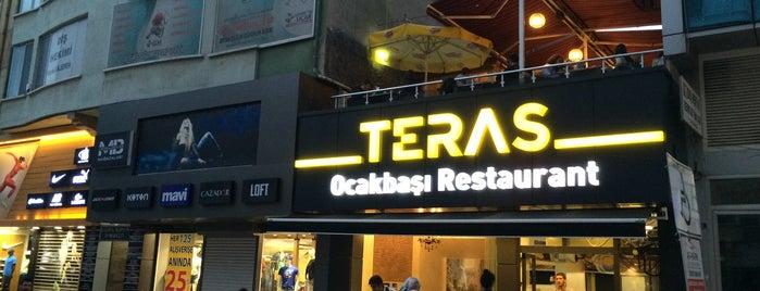 Teras Ocakbaşı Restaurant is one of Posti che sono piaciuti a Arzu.