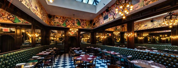 The Bar Room is one of NYC - American, Pizza, Bar Food.