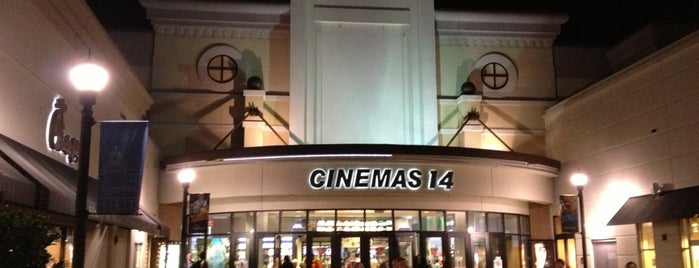 Regal Cinemas North Hills 14 is one of Tempat yang Disukai Michael.