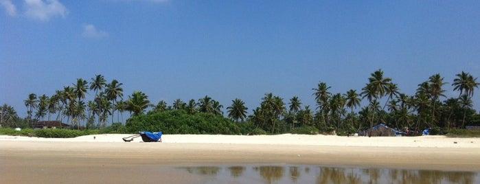Betalbatim Beach is one of Гоа.