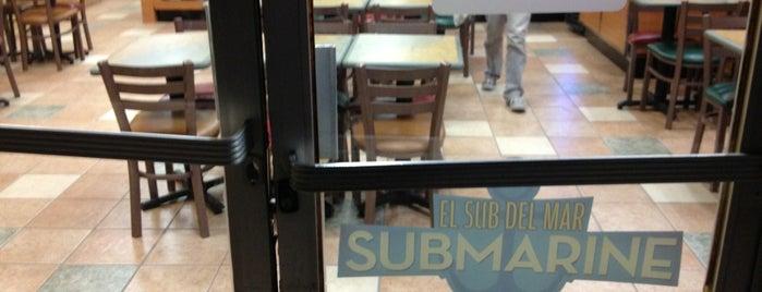 Subway is one of Orte, die Diego A. gefallen.