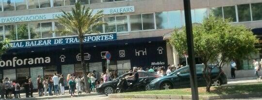CAEB - Confederació d'Associacions Empresarials de Balears is one of Francisco 님이 좋아한 장소.
