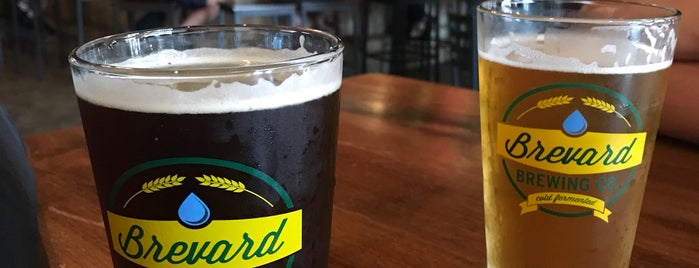Brevard Brewing Co. is one of Julie : понравившиеся места.