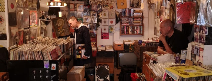Eldica Vinyl & Retro is one of LOndon.