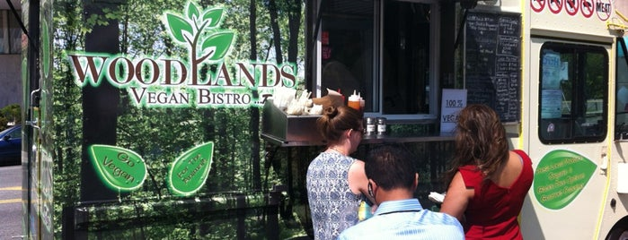 Woodlands Vegan Bistro is one of Vegetarian Restaurants.