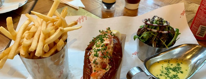 Burger & Lobster is one of Thailand.