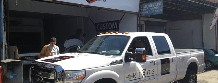 Custom Car Care & Detail Servis is one of Lugares favoritos de Selim.