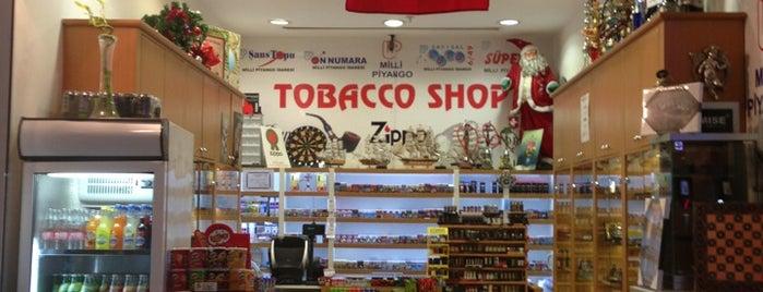 Torium Tobacco is one of Locais curtidos por Gokhan.